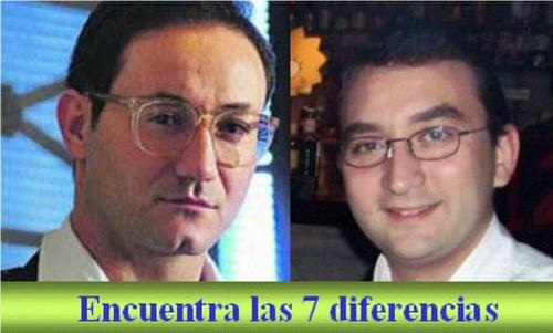 Las 7 diferencias